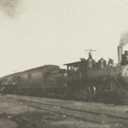 Locamotive Train