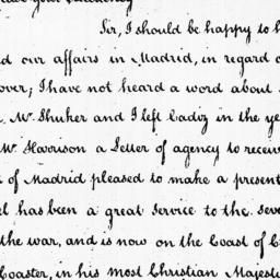 Document, 1785 December 13