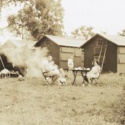 Camping at Dwight