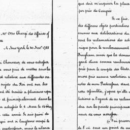 Document, 1785 November 30