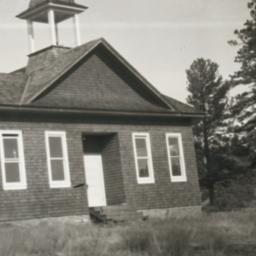 White Tail Chapel, Mescaler...
