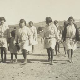 Apache School Girls