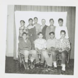 Class Photo, High School Ag...