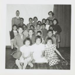 Class Photo, Elementary Age...