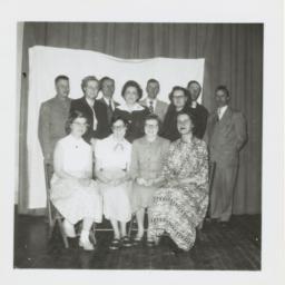 Group Portrait, Adult Men a...