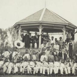 Brass Band at Hi-y Conferen...