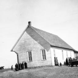 Otoe Baptist Church, near R...
