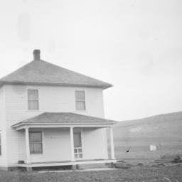 Missionary's Home, Saddle M...