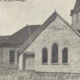 Columbian Memorial Church, ...