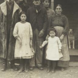 Native American Family, Rev...