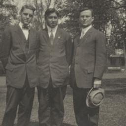 Bob Hall, Stephen Jones and...