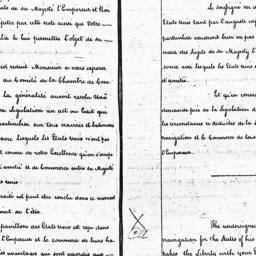 Document, 1785 September 14