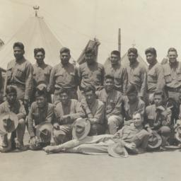 Indian Soldiers from Arizon...
