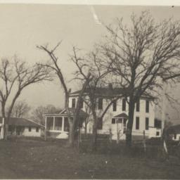 Farm House and Yard