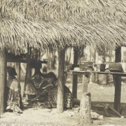 Seminole Indian Kitchen