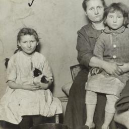 Mother and Three Children i...