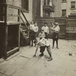 Children Between Tenement B...