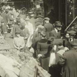 Fruit Stands on Mulberry St...