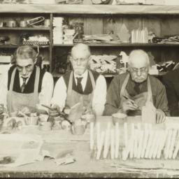 Old Men's Toy Shop Album --...