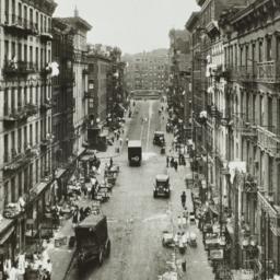 High Angle View of Street