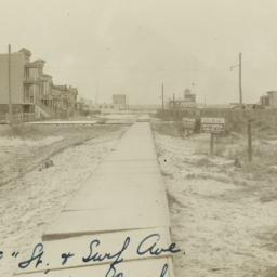 28th Street at Surf Avenue ...