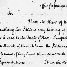Document, 1786 August 22