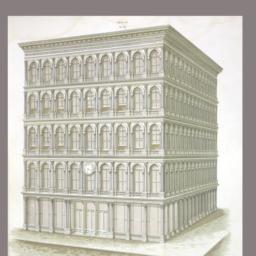 Illustrations of iron archi...