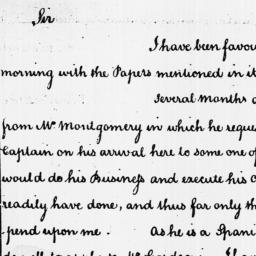 Document, 1787 March 19