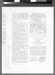 1 article from Opera News, 12 April 1954,p. 21