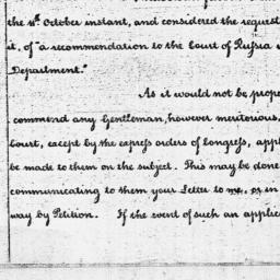 Document, 1788 October 13