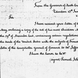 Document, 1788 June 12