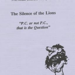 The     Silence of the Lions