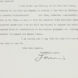 Letter: 1936 June 18