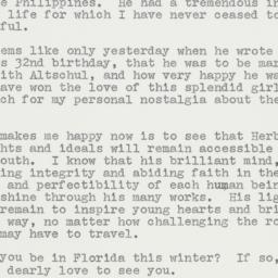 Letter: 1971 December 10