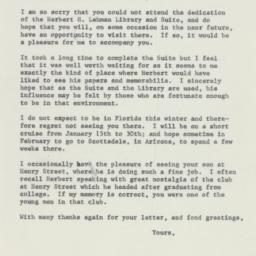 Letter: 1972 January 3