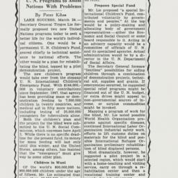 Clipping : 1950 March 25