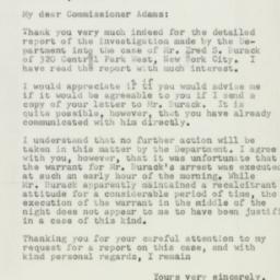 Letter: 1955 January 15