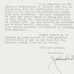 Letter : 1940 February 9