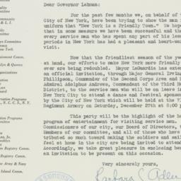 Letter: 1941 December 22