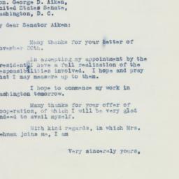 Letter: 1942 December 3