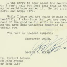 Letter: 1963 December 9
