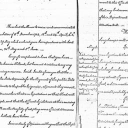 Document, 1785 August 03