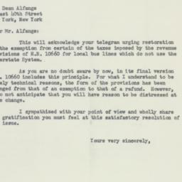 Letter : 1956 June 29