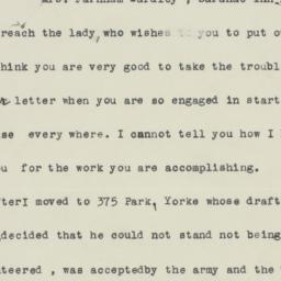 Letter : 1941 July 8