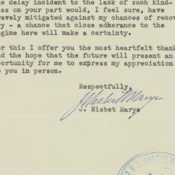 Letter: 1937 December 29