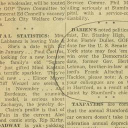 Clipping : 1949 October 9
