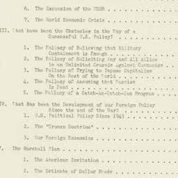 Press Release: 1947 October 28
