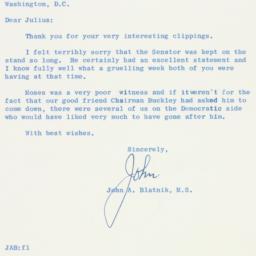 Letter : 1955 June 28