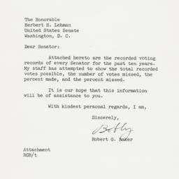 Letter : 1956 October 8