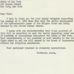 Letter: 1956 June 2
